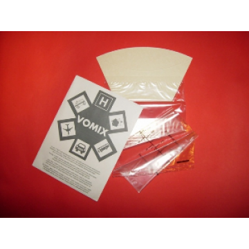 2019/04/10 - Disposable bag for vomiting - VOMIX