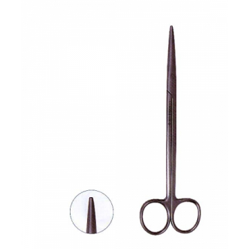 Metzenbaum дисекционна ножица права