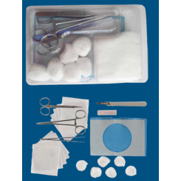 Disposable sterile biopsy kit ref. AK-2031