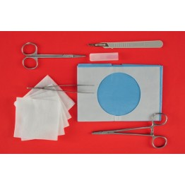 Disposable sterile biopsy kit ref. AK-2020
