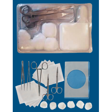 Disposable sterile suture removal kit ref. AK-2011