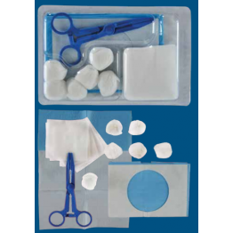 Disposable sterile dressing kit ref. AK-1294