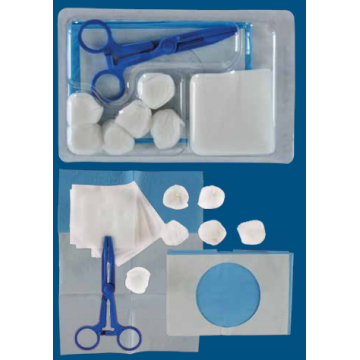 Disposable sterile dressing kit ref. AK-1294