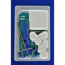 Disposable sterile suture procedure kit ref. AK-1390