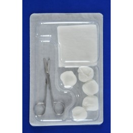 Disposable sterile suture removal kit ref. AK-1410