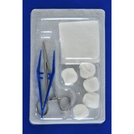 Disposable sterile suture procedure kit ref. AK-1430