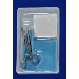 Еднократен стерилен комплект за шевни процедури реф. АК-2040