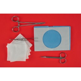 Disposable sterile suture procedure kit ref. AK-2050