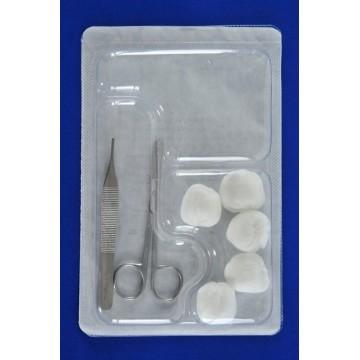Еднократен стерилен комплект за сваляне на шев реф. АК-2060