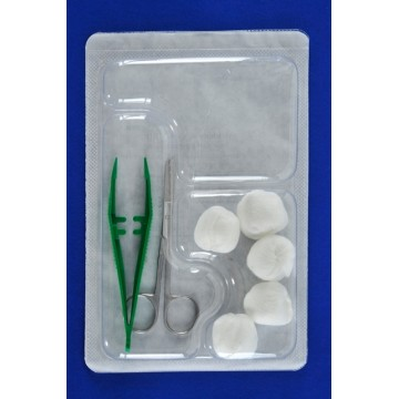 Disposable sterile suture removal kit ref. AK-2070