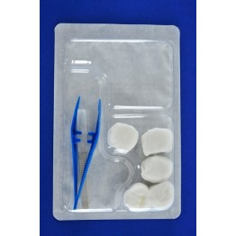 Disposable sterile suture removal kit ref. AK-2080