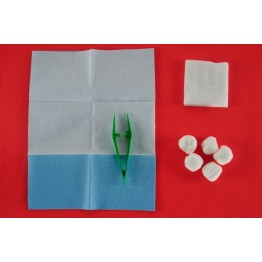 Disposable sterile dressing kit ref. AK-1020