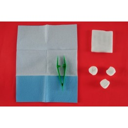 Disposable sterile dressing kit ref. AK-1030