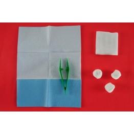 Еднократен стерилен комплект за превръзка реф. АК-1030