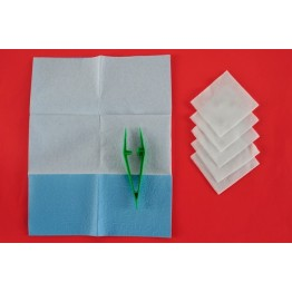 Disposable sterile dressing kit ref. AK-1040
