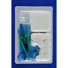 Еднократен стерилен комплект за превръзка реф. АК-1050