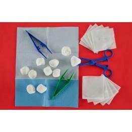 Disposable sterile dressing kit ref. AK-1050