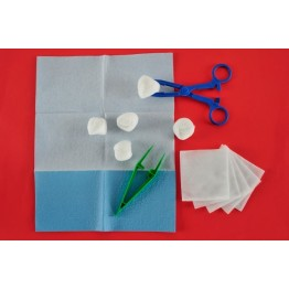 Еднократен стерилен комплект за превръзка реф. АК-1060
