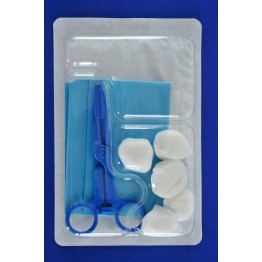 Disposable sterile dressing kit ref. AK-1070