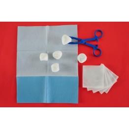 Disposable sterile dressing kit ref. AK-1080