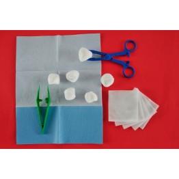Disposable sterile dressing kit ref. AK-1100