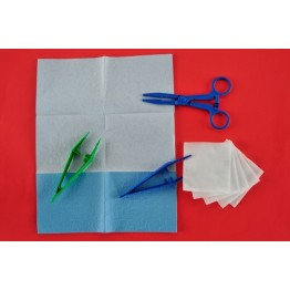 Disposable sterile dressing kit ref. AK-1110
