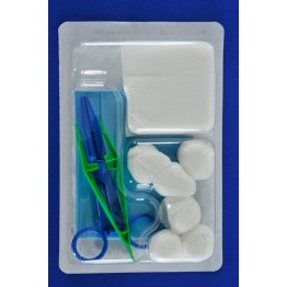 Disposable sterile dressing kit ref. AK-1120