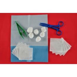 Еднократен стерилен комплект за превръзка реф. АК-1120