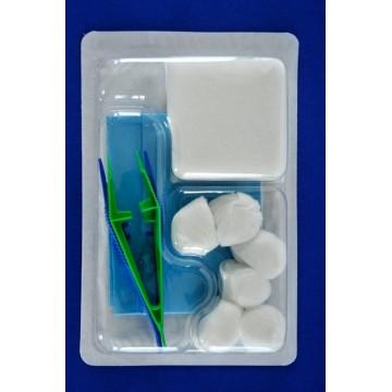 Еднократен стерилен комплект за превръзка реф. АК-1130