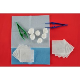 Disposable sterile dressing kit ref. AK-1130