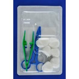 Еднократен стерилен комплект за превръзка реф. АК-1200