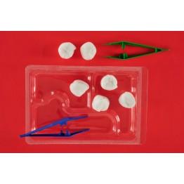 Еднократен стерилен комплект за превръзка реф. АК-1210
