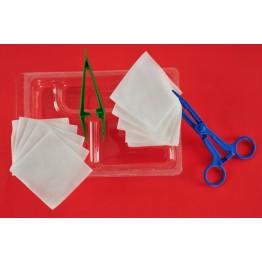 Еднократен стерилен комплект за превръзка реф. АК-1220
