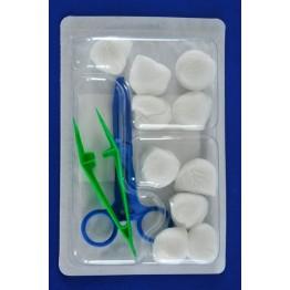 Еднократен стерилен комплект за превръзка реф. АК-1230
