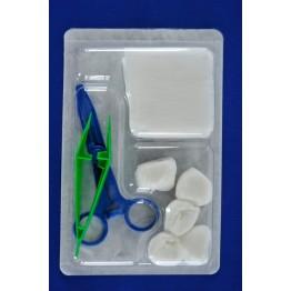 Еднократен стерилен комплект за превръзка реф. АК-1240