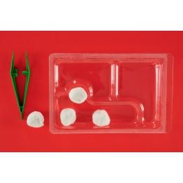 Еднократен стерилен комплект за превръзка реф. АК-1270