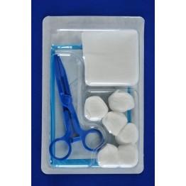 Еднократен стерилен комплект за превръзка реф. АК-1291