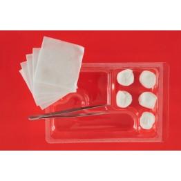 Еднократен стерилен комплект за превръзка реф. АК-1400
