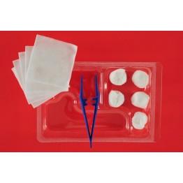 Еднократен стерилен комплект за превръзка реф. АК-1450
