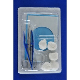 Disposable sterile dressing kit ref. AK-1510