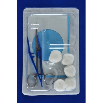 Disposable sterile dressing kit ref. AK-1520