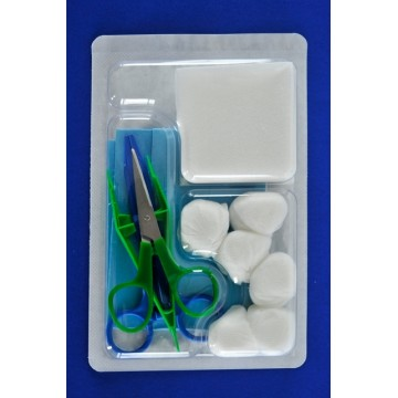 Disposable sterile dressing kit ref. AK-2100