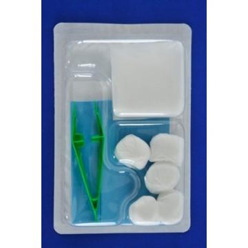 Еднократен стерилен комплект за превръзка реф. АК-1020